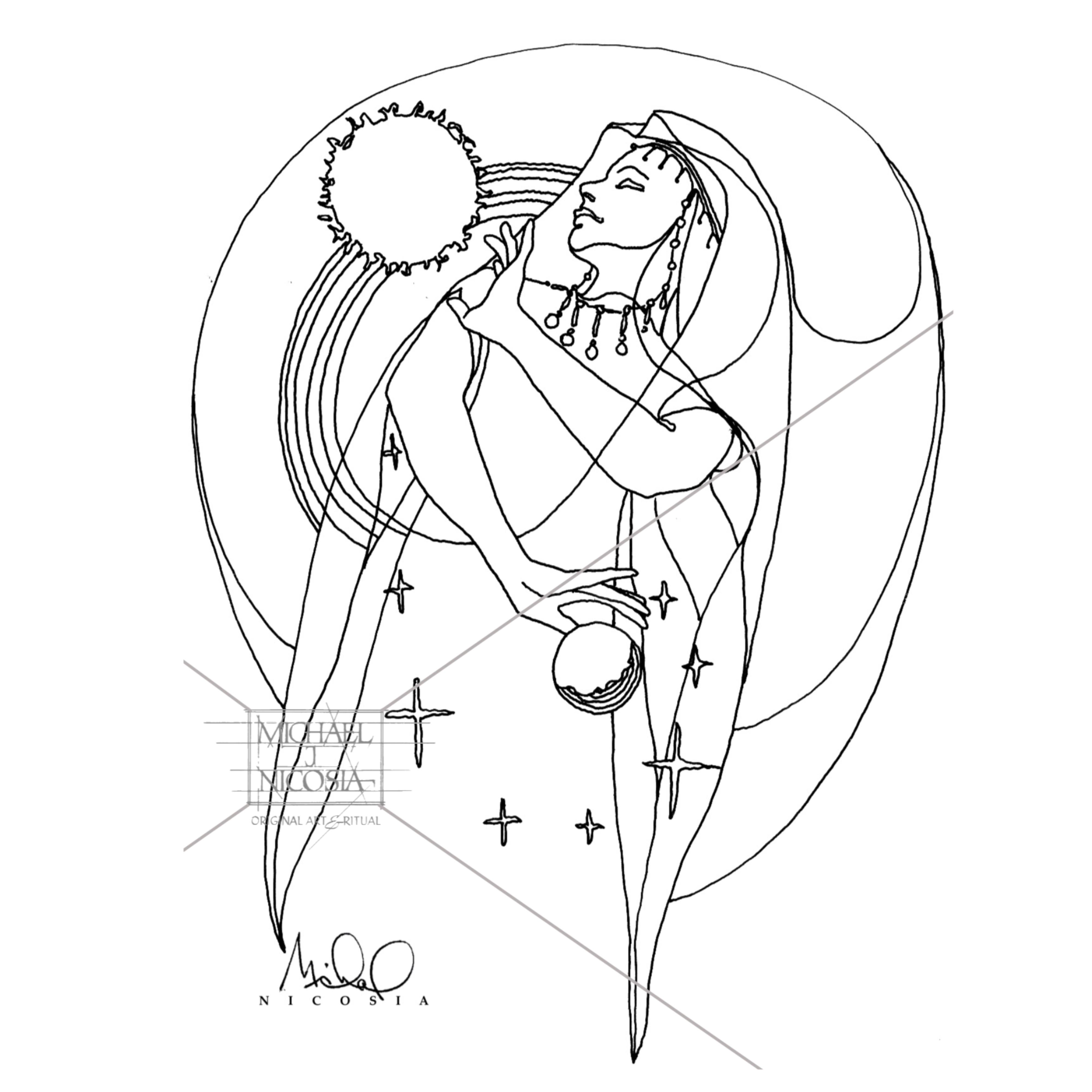 cosmic dance website
