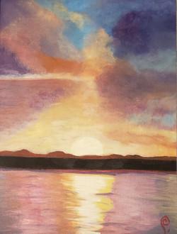 Cherry Creek Sunset
