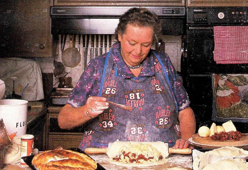 Making Pasties with Brenda