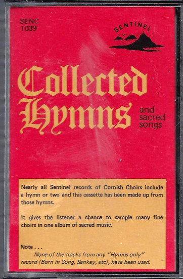 Collected Hymns & Sacred Songs