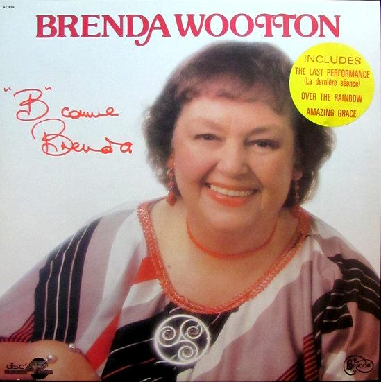 'B' Comme Brenda LP