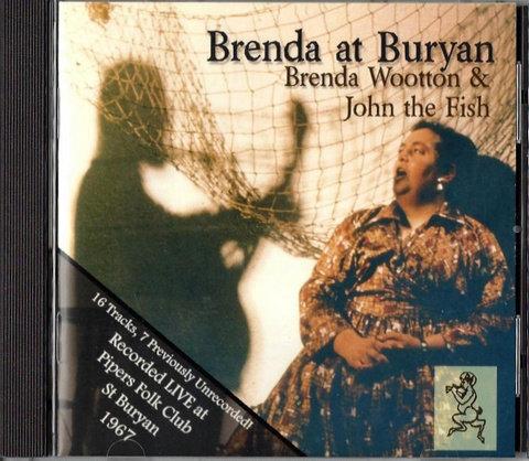 Brenda at Buryan CD