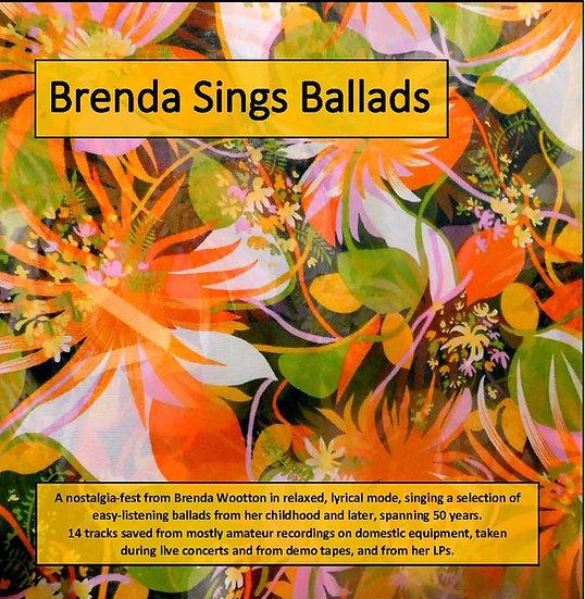 Brenda Sings Ballads CD