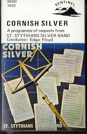 St Stythians Silver Band - Cornish Silver