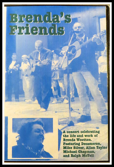 'Brenda's Friends' Memorial Concert DVD