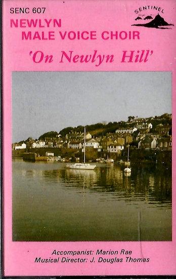 Newlyn Male Voice Choir - On Newlyn Hill