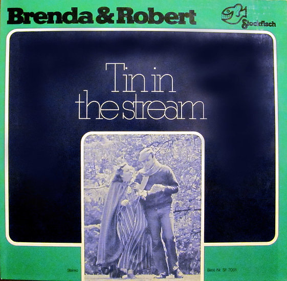 Tin in the Stream LP