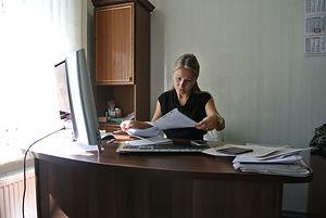 адвокат Беккер Ольга Львовна