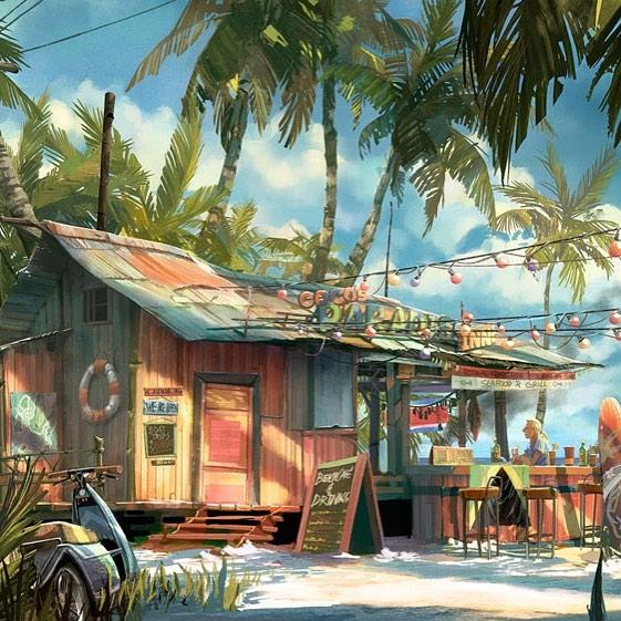 #турбазакамбоджа #турбаза #камбоджа  #бар #проектбара #проект #шумейка  #пляж #beach #beachbar #волг