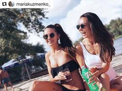 #Repost _mariakuzmenko_ (_get_repost)_・・・_Выходные пролетели так быстро⏱, а это были последние летни