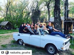 #Repost _nadusha_grusha (_get_repost)_・・・_#поехали #кататься 😜 🚙#комбоджа #дружнаякомпания #мы #от