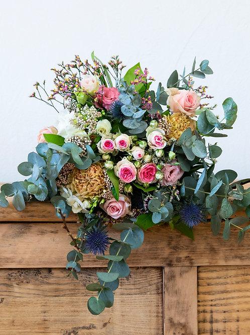 Bouquet Opulent - Tous les 15 jours pendant 3 mois