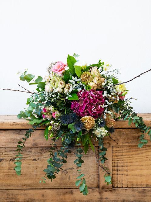Bouquet Délicat - Tous les 15 jours pendant 3 Mois