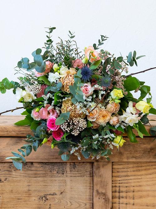 Bouquet Audacieux - Tous les 15 jours pendant 3 mois