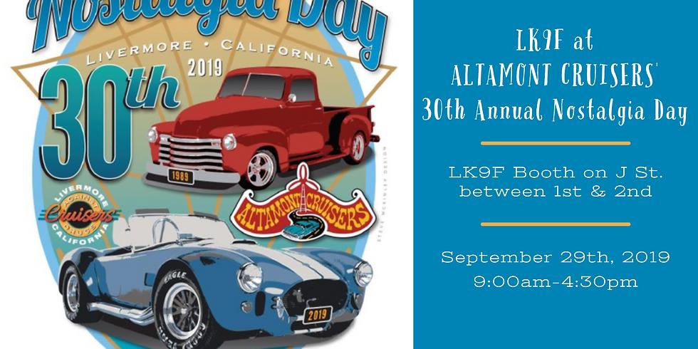 Altamont Cruisers' Nostalgia Day