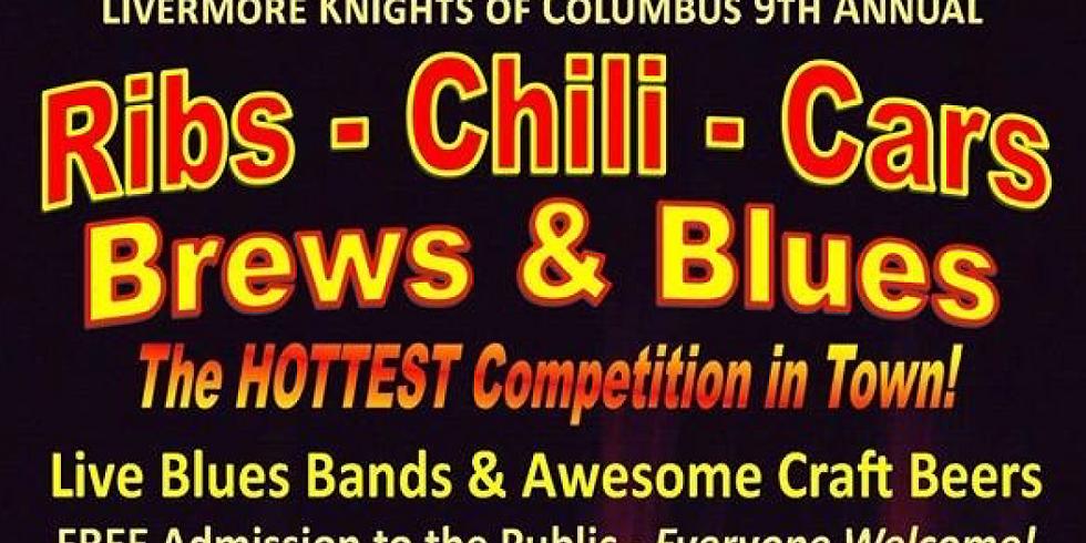 Ribs, Chili, Cars, Brews & Blues Festival