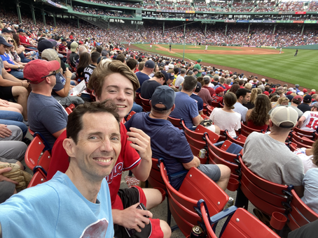 Gory details of a one-day Fenway road trip