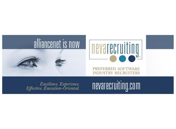 Neva Recruiting LinkedIn banner design