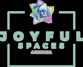 Joyful Spaces AZ logo design