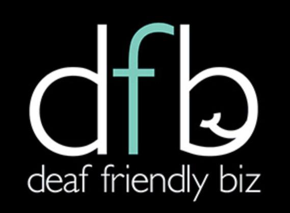 Deaf Friendly Biz logo design