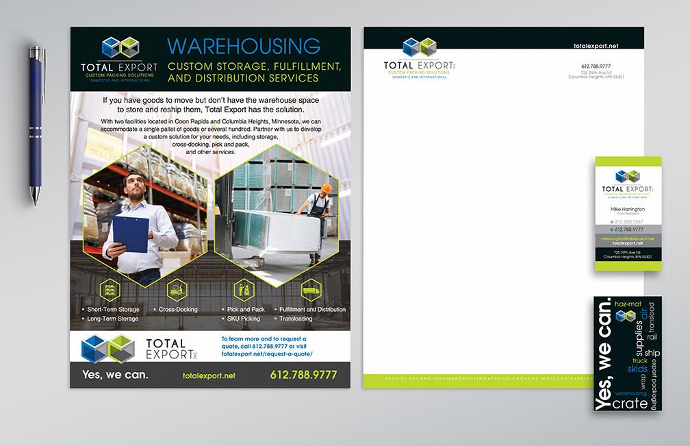 Total Export Design Set