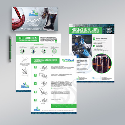 QualiTru complete branding analysis and design package