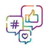 Neon Lizard Creative Online Social Media Marketing Web Icon