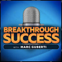 Breakthrough Success with Marc Guberti podcast cover art