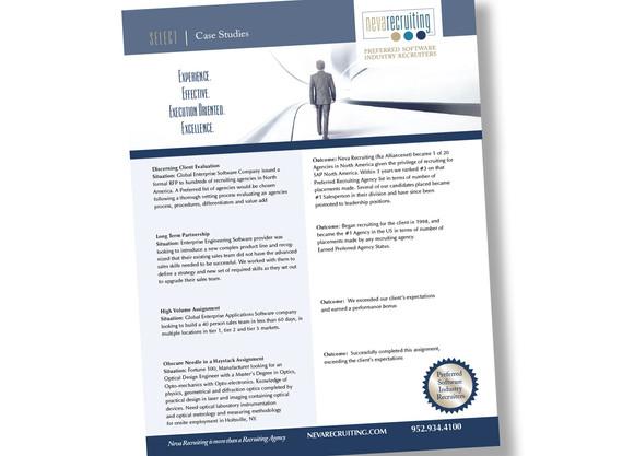 Neva Recruiting case study