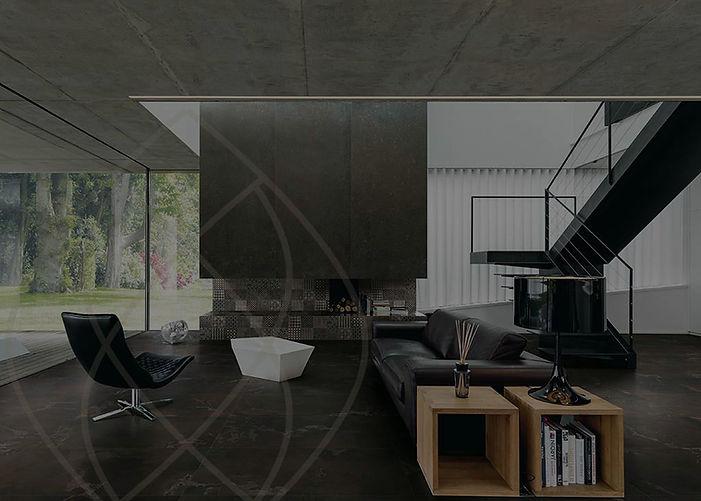 Village Tile home page slider design