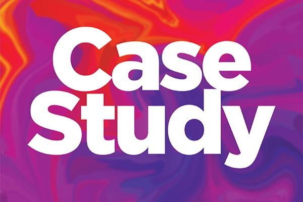 Case study cover art