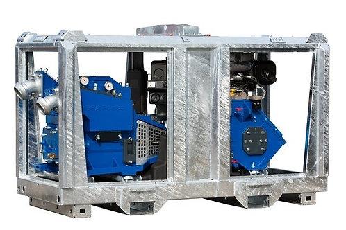 Насос для водопонижения PT150 D180 с дизельным приводом