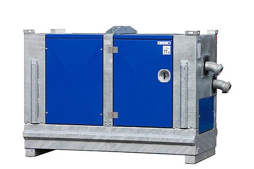 Насос для водопонижения PT130 с дизельным приводом