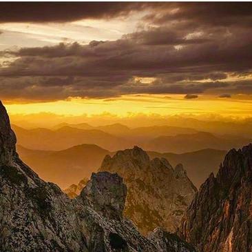 Julian Alps peaks
