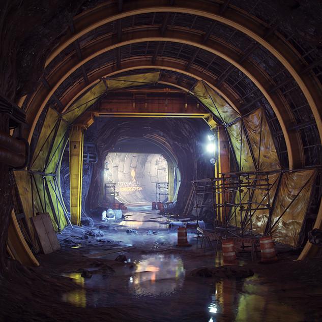 Hideout Tunnels