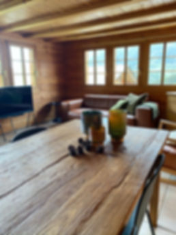 Wunderschöne Ferienwohnung Ernen Wallis, unser Wohnzimmer.jpg