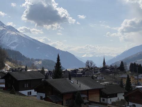 Ernen, Mühlebach, Binn,Wallis, Goms, Aletsch