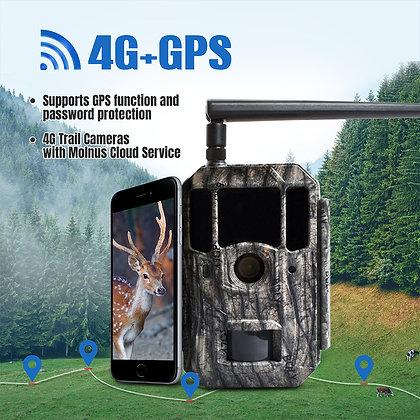 Camera de Vigilância - BG668-E36WG - 36MP
