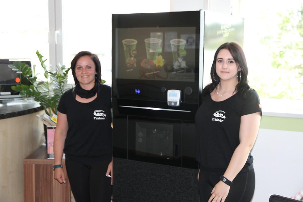 Energy O Mat, der wohl beste Protein Automat am Markt