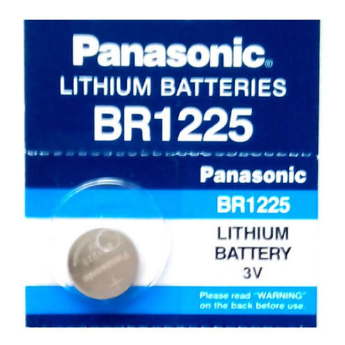 1 x BR1225 Panasonic 3V Litio