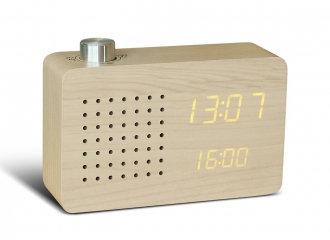 GK16Y18 - Radio Click Clock - Arce