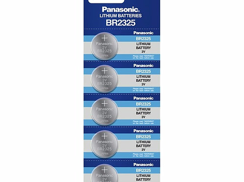 1 x BR2325 Panasonic 3V Litio