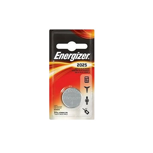 1 x CR2025 Energizer 3V Litio