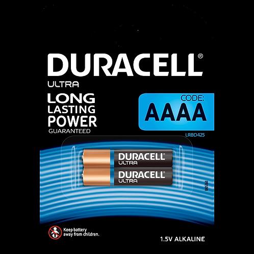 AAAA Duracell Alcalina 1,5V