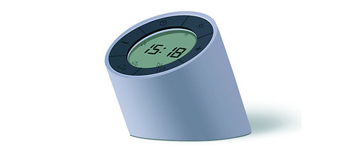 G001GY - The Edge Light Alarm - Gris