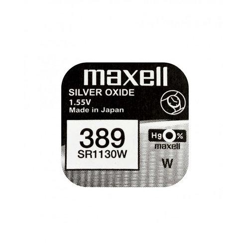 1 x SR1130SW 389 Sony Micro Pila de Reloj Óxido de Plata