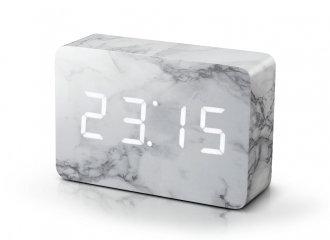 GK15W5 - Brick Click Clock -  Mármol