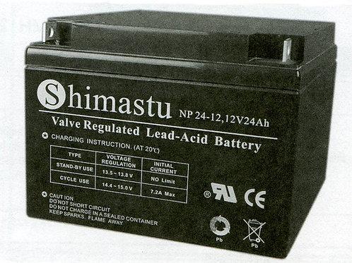 Shimastu batería plomo NPH 12V 26Ah