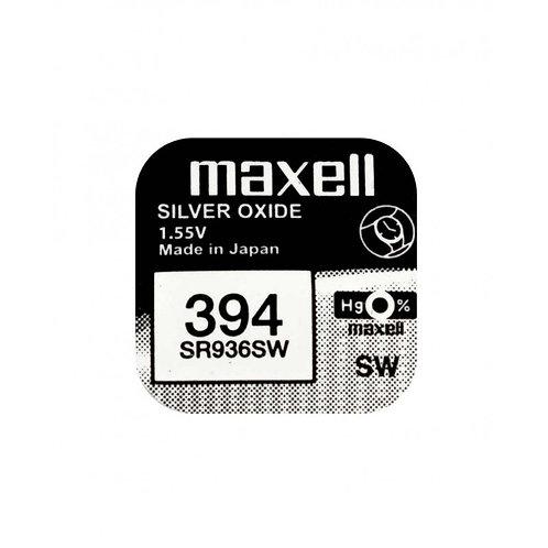 1 x SR936SW 394 Maxell Micro Pila de Reloj Óxido de Plata
