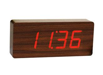 GK06R4 - Slab Click Clock - Teca